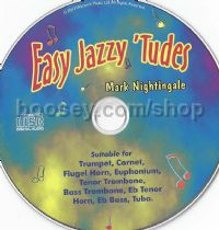 Easy Jazzy 'Tudes Backing Tracks CD