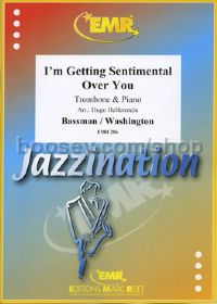 I'm Getting Sentimental Over You - Trombone & Piano
