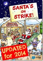 Santa's On Strike - KS1 Version (CD-ROM + CD)