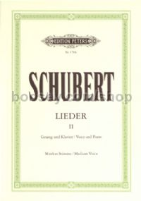 Lieder, Vol. 2: 75 Songs (Medium Voice)