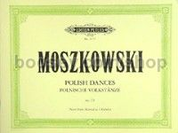 Polish Dances Op.55