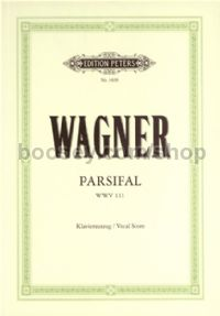 Parsifal (Vocal Score)