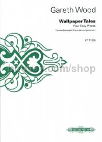 Wallpaper Tales for double bass & piano