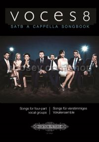VOCES8 A Cappella Songbook 2 (Mixed Choir)