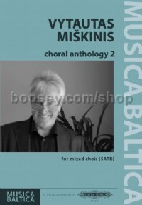 Choral Anthology 2 (Mixed Choir SATB)