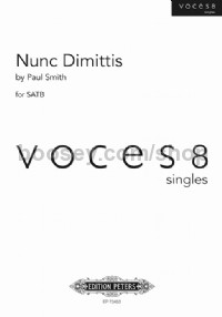 Nunc Dimittis (Mixed Voices)