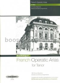 French Operatic Arias for Tenor (19th Century)