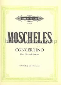 Concertino For Flute, Oboe And Orchestra