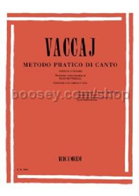 Practical Vocal Method Critical & Technical (High Voice & Piano) (Book & CD)