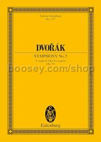 Symphony No.5 in F Major, Op.76 (Orchestra) (Study Score)