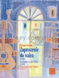 Zaproszenie do Walca (Invitation to the Waltz) for guitar