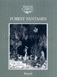Forest Fantasies for piano