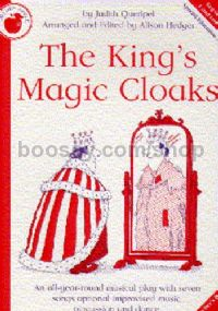 Kings Magic Cloaks teachers Book