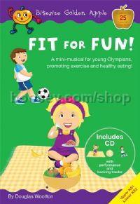 Fit For Fun (Bk & CD)