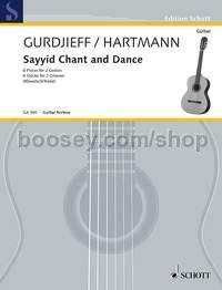 Gurdjieff, Georges Ivanovich / Hartmann, Thomas de - Sayyid