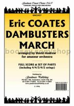 Dam Busters March - Score & Parts (Orchestra)