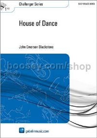 House of Dance - Brass Band (Score & Parts)