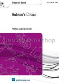 Hobson's Choice - Concert Band (Score)