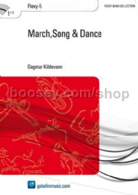 March,Song & Dance - Concert Band (Score)