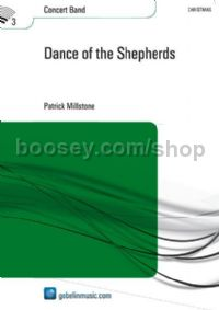 Dance of the Shepherds - Concert Band (Score)