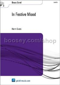 In Festive Mood - Brass Band (Score & Parts)