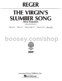 Virgin's Slumber Song: High A Flt