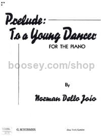 Prelude To A Young Dancer - Piano