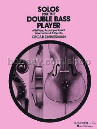 Solos for the Double Bass Player