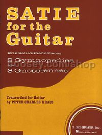 For The Guitar (Gymnopedies & Gnossienes)