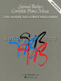 Complete Piano Works Ed3453