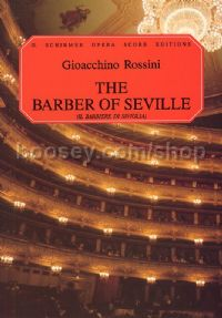 Barber of Seville Vocal Score (Schirmer Opera Score Editions)