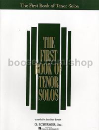 First Book Tenor Solos