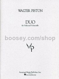 Duo for Viola And Cello