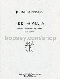 Trio Sonata for Oboe, Horn And Bassoon (Score & Parts)