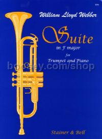 Suite in F for trumpet & piano