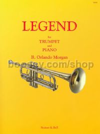 Legend for trumpet & piano
