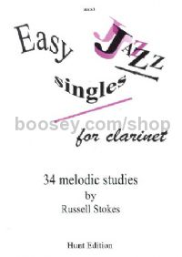 Easy Jazz Singles for clarinet