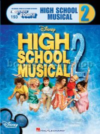 EZ Play Today 193 High School Musical 2