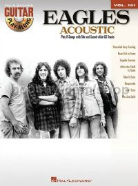 Eagles – Acoustic (Guitar Play-Along with CD)