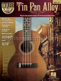 Tin Pan Alley (Ukulele Play-Along with CD)
