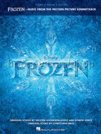 Frozen: Music From The Motion Picture Soundtrack - PVG
