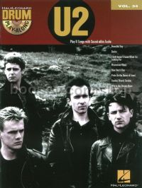U2 (Drum Play-Along with CD)
