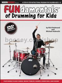 FUNdamentals of Drumming for Kids (+ DVD)