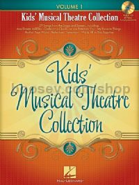 Kids' Musical Theatre Collection, Vol. 1 (Book + Online Audio Access)