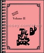 Real Book Vol Ii Bb Instruments 2nd Edition