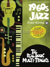 1960s Jazz Play-Along (C, Bb, Eb and Bass Clef Instruments)