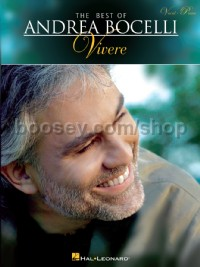 The Best of Andrea Bocelli: Vivere (Vocal and Piano)
