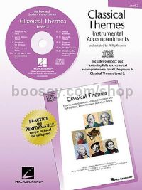 Hal Leonard Student Piano Library: Classical Themes 2 (CD)