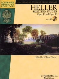 Heller: Selected Studies Op.45 And Op.46