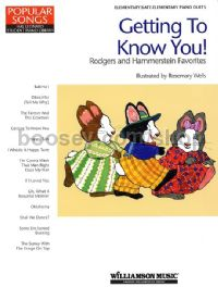 Getting to Know You! – Rodgers and Hammerstein Favorites